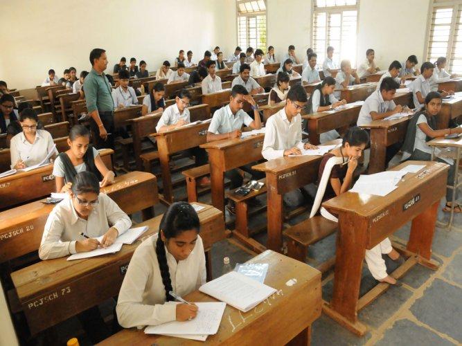 Mangalore-Examination