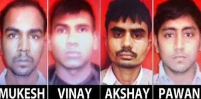 Dealth penalty to nirbhaya rape accused
