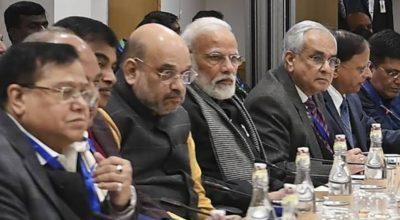 Modi's pre budget meeting
