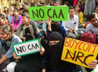 Bangalore protest