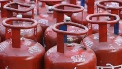 Lpg gas cylender price increased