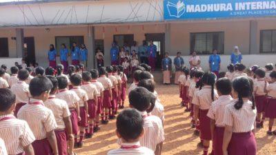 Madhura international school